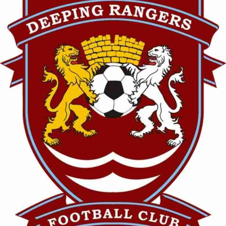 DRFC Reserve Team Manager Vacancy