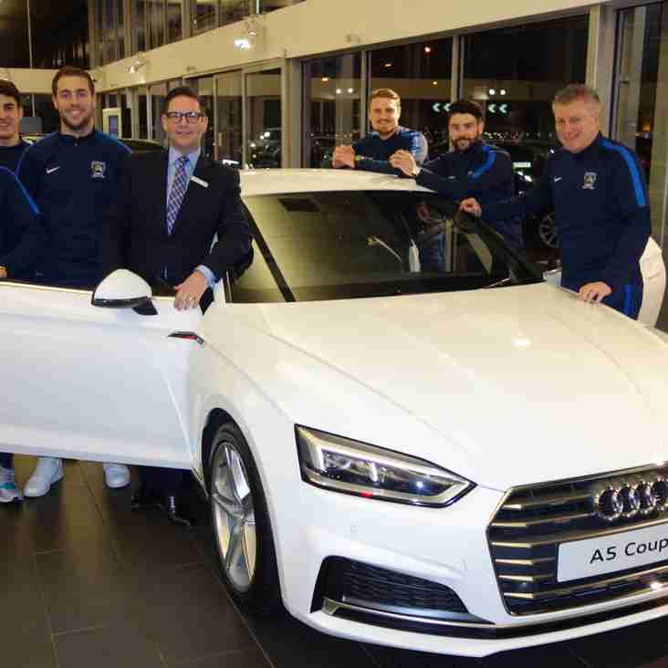 Deeping Rangers & Peterborough Audi Together