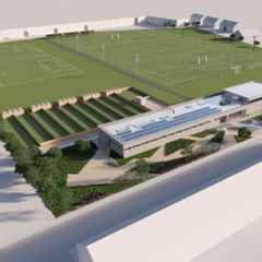 Clydebank Community Sport Hub Planning