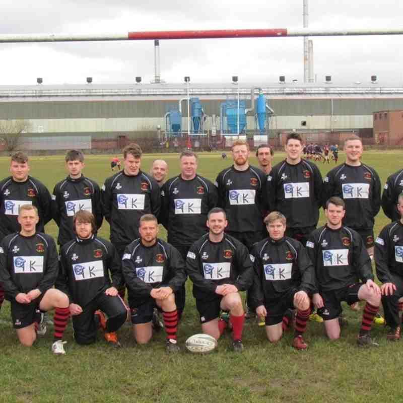 1st XV Paisley (Home)
