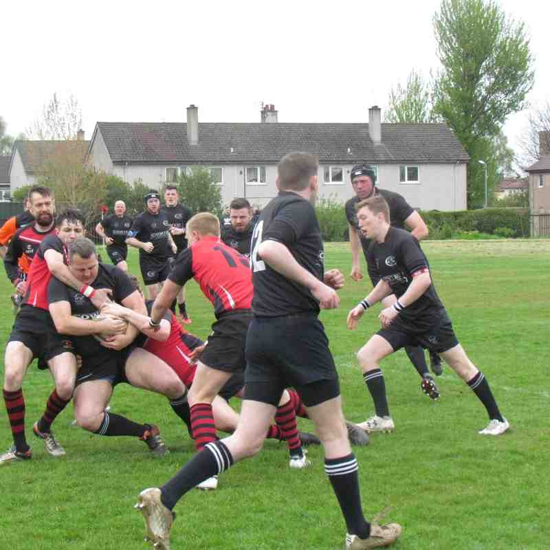 1st XV vs Cumbernauld