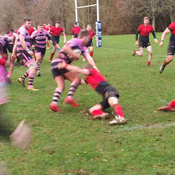 Match Report - 14.01.17 Millbrae (A)