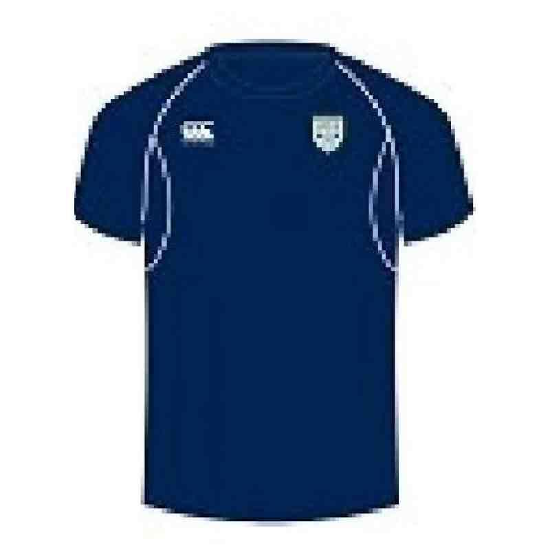 Falkirk RFC Classic Dry Tee Shirt