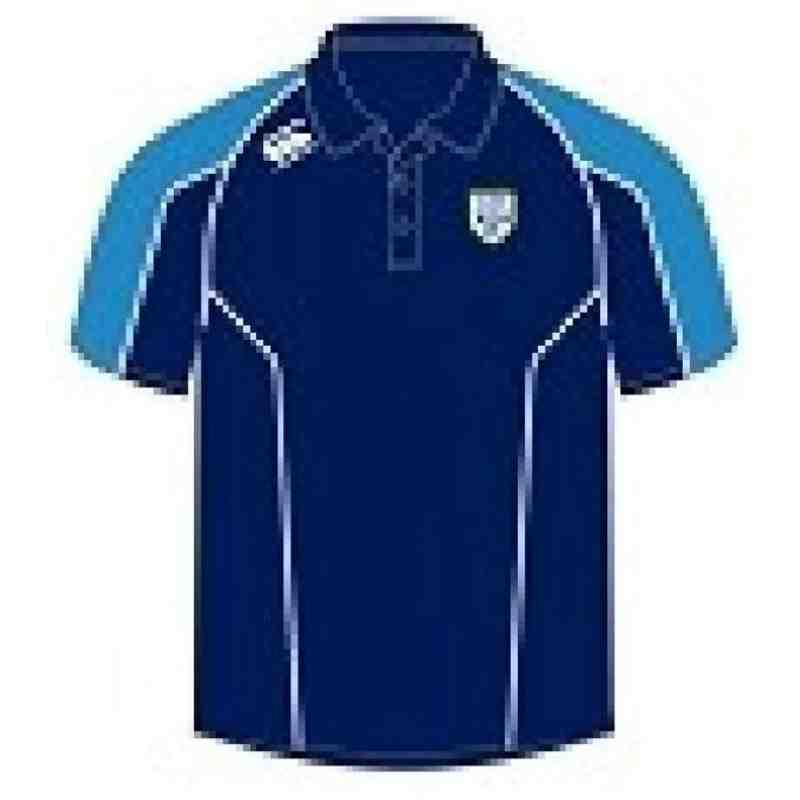 Falkirk RFC Radium Polo Shirt