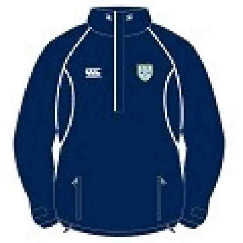 Falkirk RFC 1/4 ZIP Rain Jacket