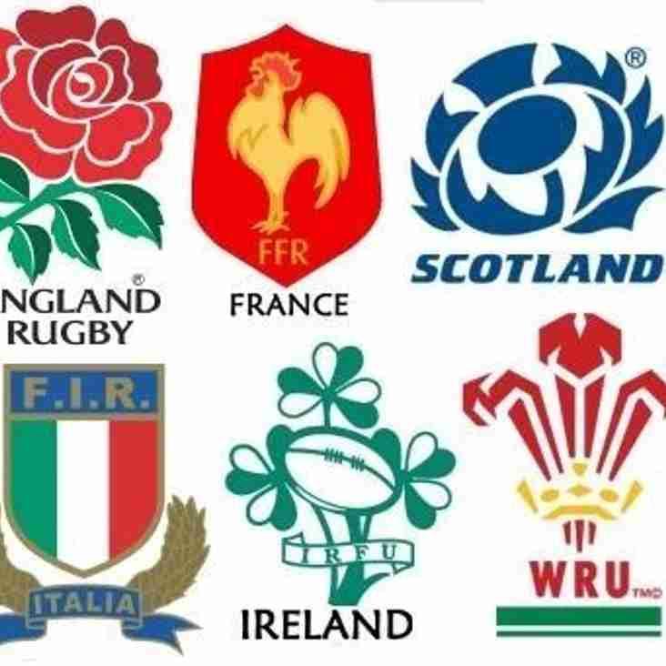Six Nations on the big screen