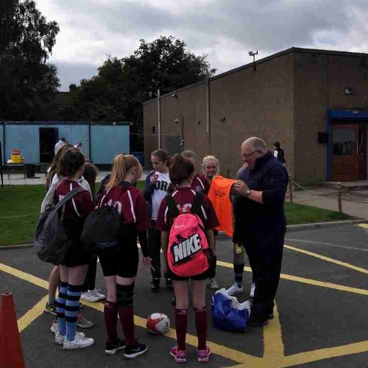 Falkirk Girls U15 v Livingston