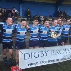 U18's win the Kirkcaldy U18 7's