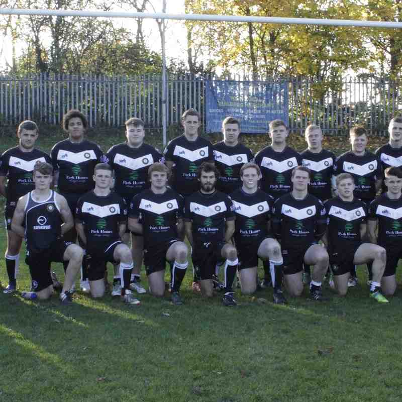 U19's Team Photo