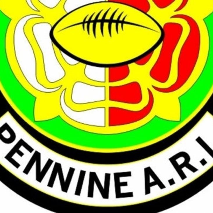 Pennine Results<