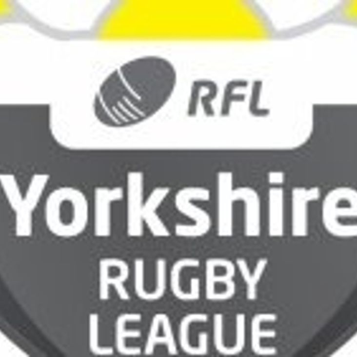 Yorkshire Mens League Fixtures<