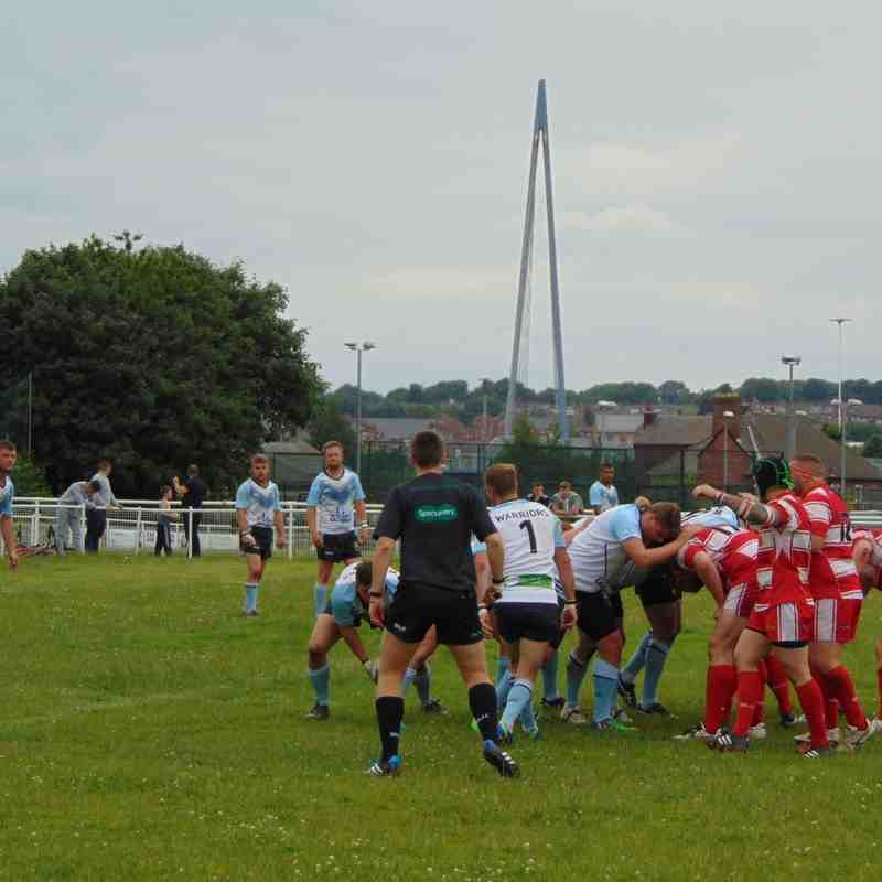 Hunslet Warriors v East Leeds