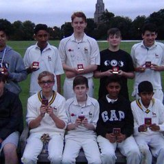 SACC U15 LEAGUE WINNERS