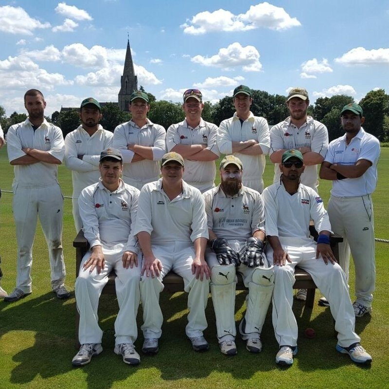 Flitwick CC - 2nd XI 106/3 - 103 Southgate Adelaide CC - 1st XI