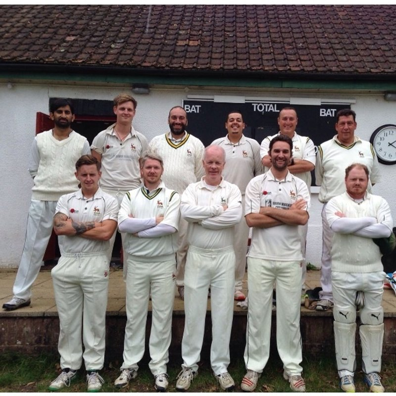 Berkhamsted CC - Saturday 2nd XI 99/2 - 98 Southgate Adelaide CC - 2nd XI