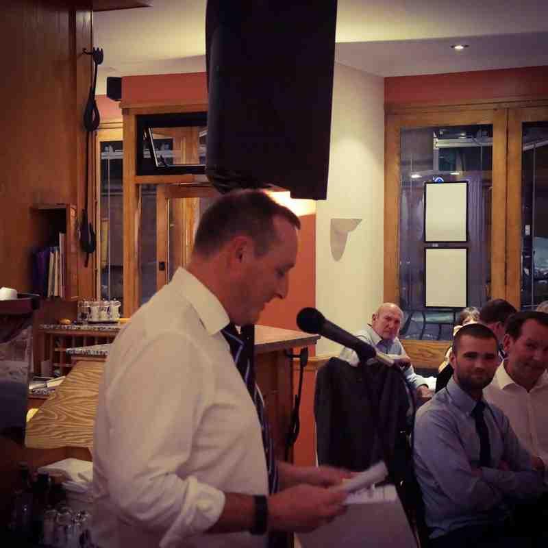Presentation evening 2016