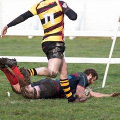 Westoe v Consett Cup & League game