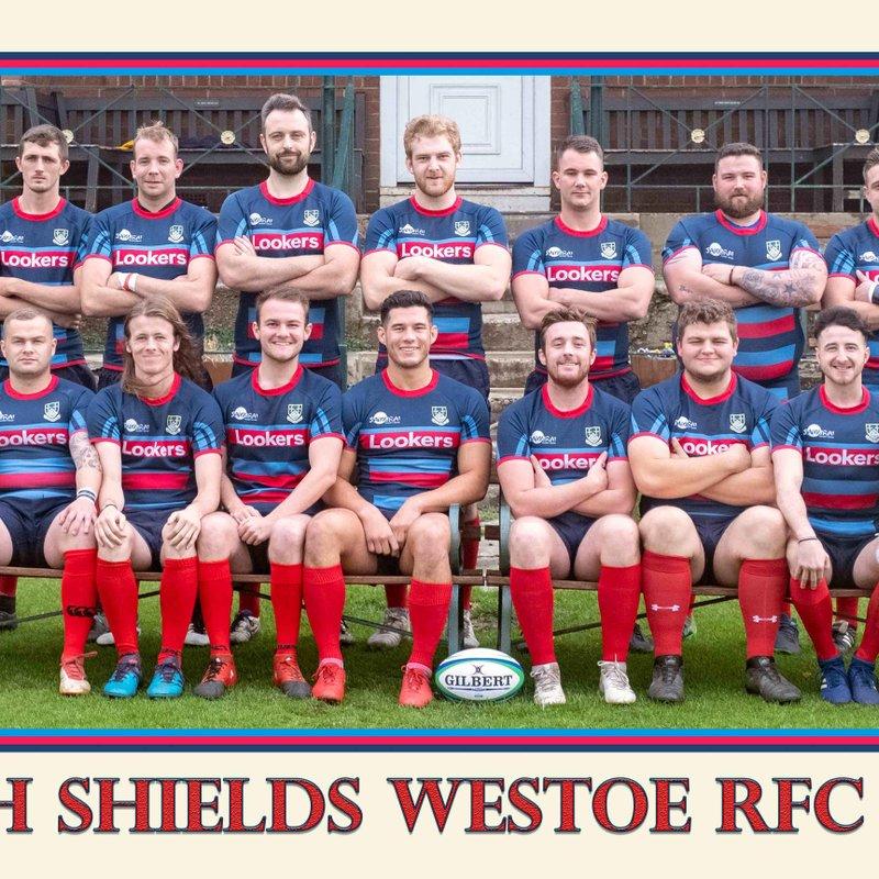 West Hartlepool vs. South Shields Westoe