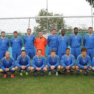 Raynes Park Vale 5 - 1 Knaphill