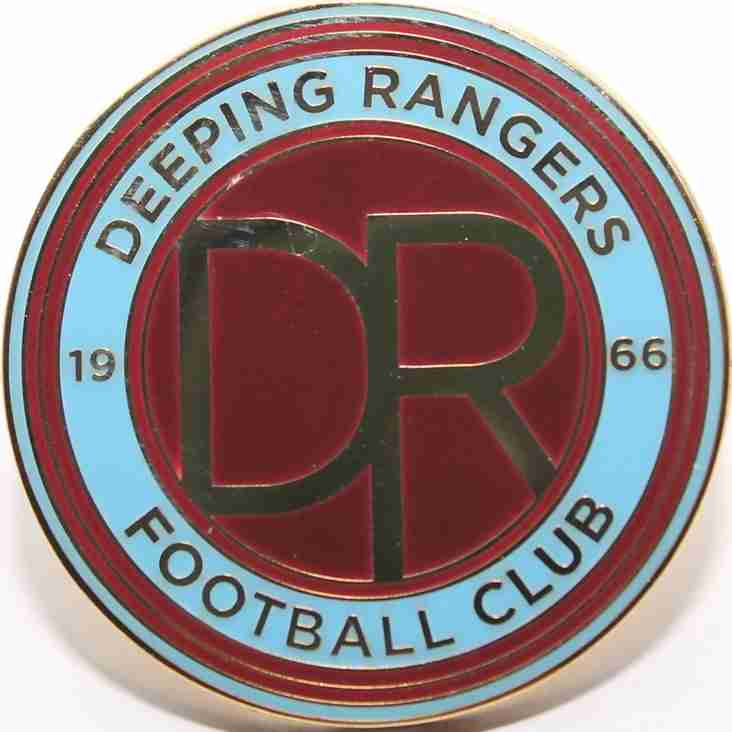 New Club lapel badge available.