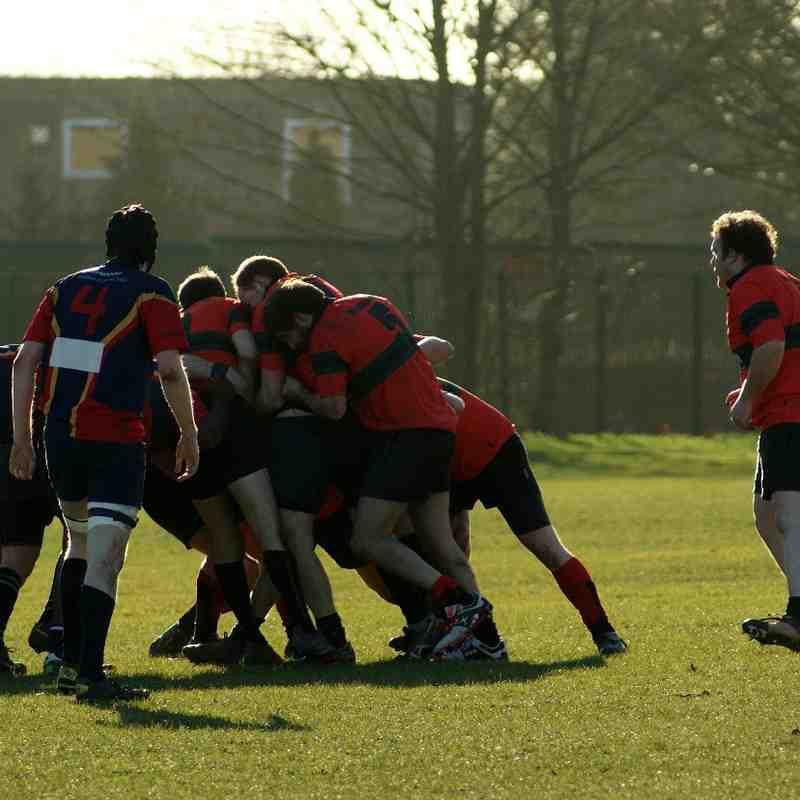 2's vs Birmingham Exiles - 7th March 2015