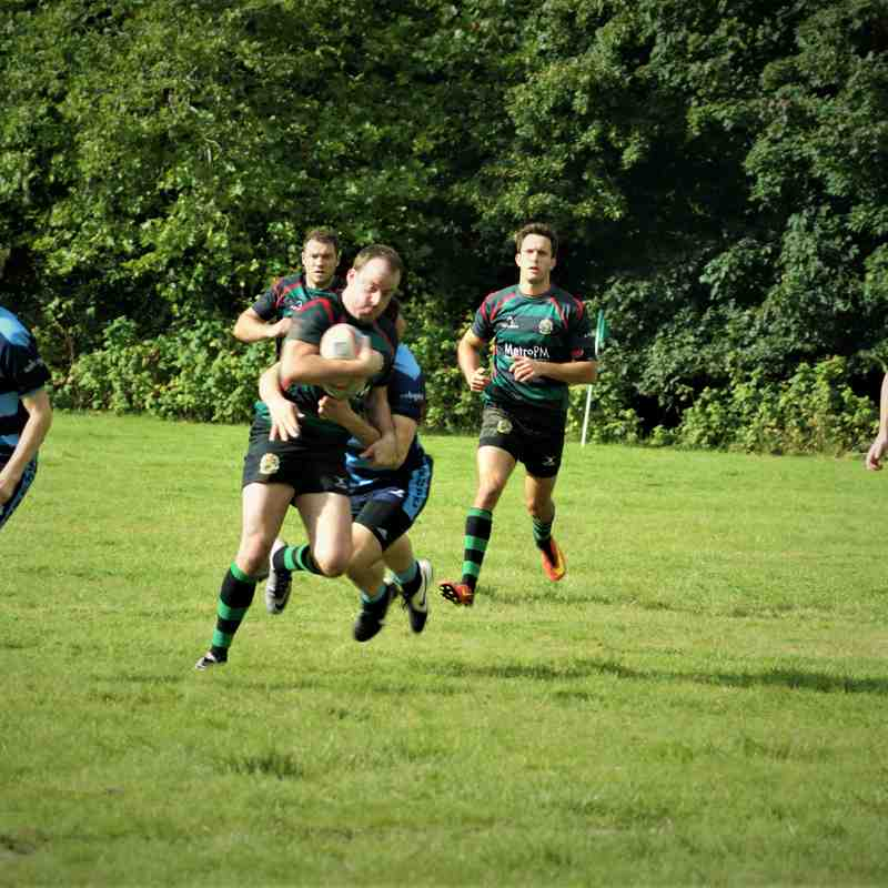 1s vs Shrewsbury - 9th September 2017