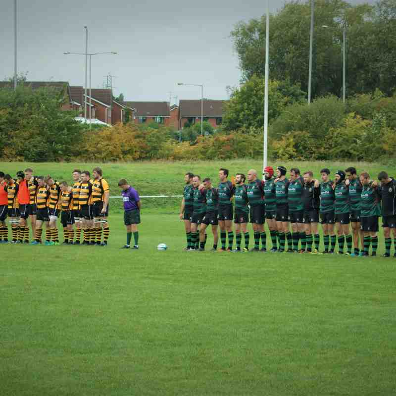 1s vs Stafford - 23rd September 2017