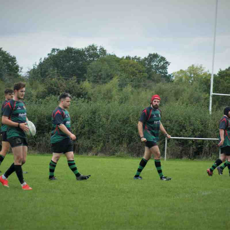 1s vs Alcester Cup Game - 7th October 2017