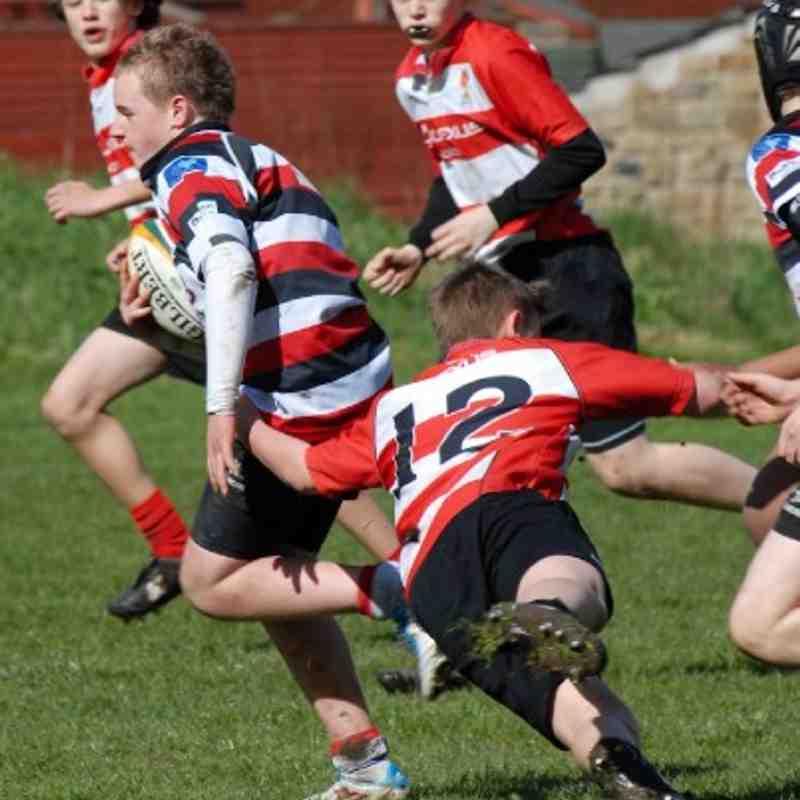 Bolton U13's v Altrincham Kersal