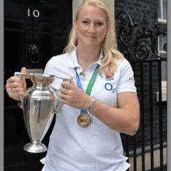 WORLD CUP WINNING ENGLAND STAR TO RUN WOMENS TASTER SESSION