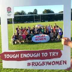 Women's Rugby Taster Session Success!