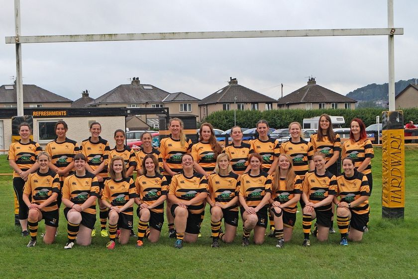 Kendal Wasps Ladies vs. Sefton Ladies
