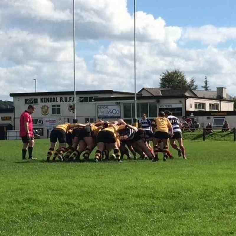 Wasps vs Sheffield Ladies 11.9.16