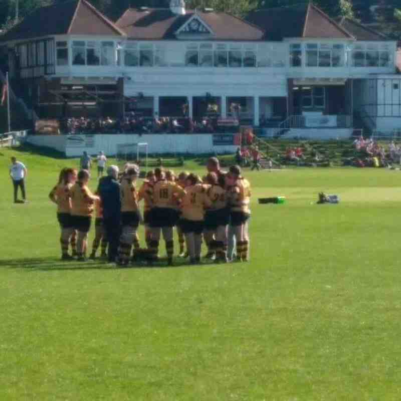 Wasps v Sunderland Ladies - 18th September 2016