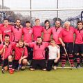 Mens 3s beaten by league leaders