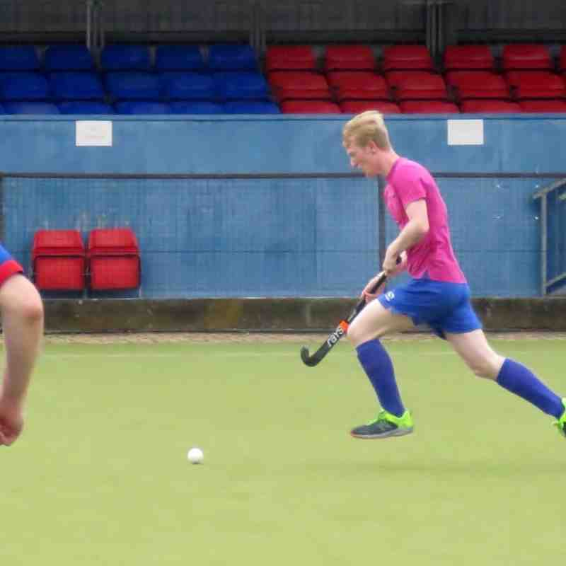Mens 2s v US Portsmouth