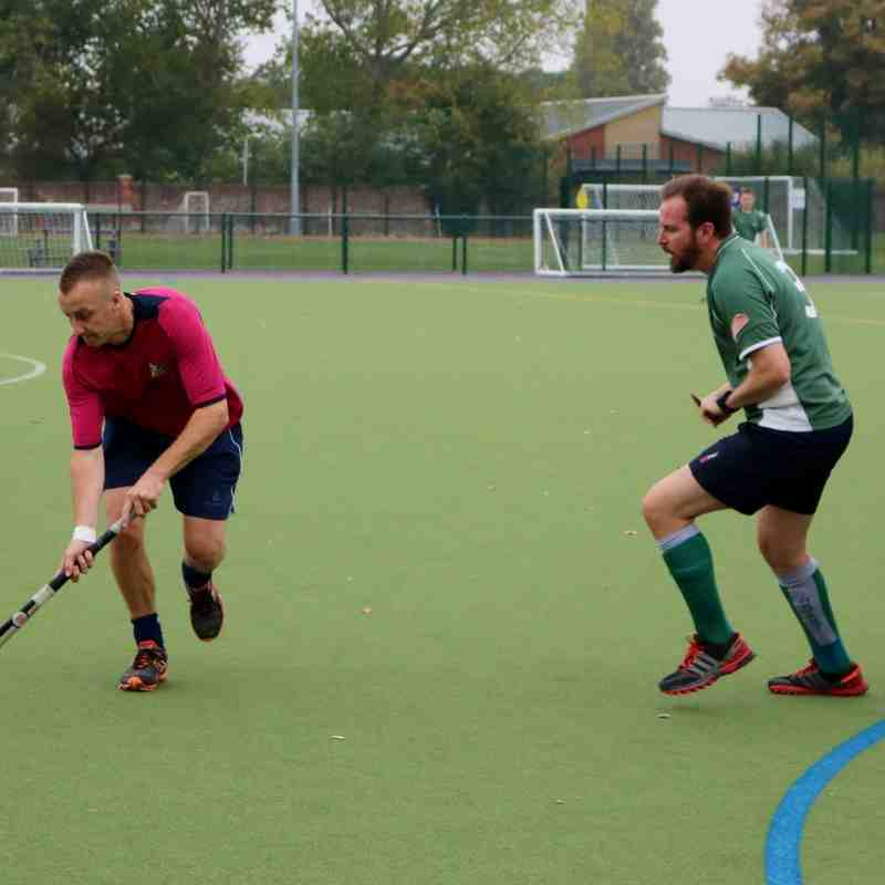 Mens 1st Team v Havant 3 - Sat 29 Oct 2016