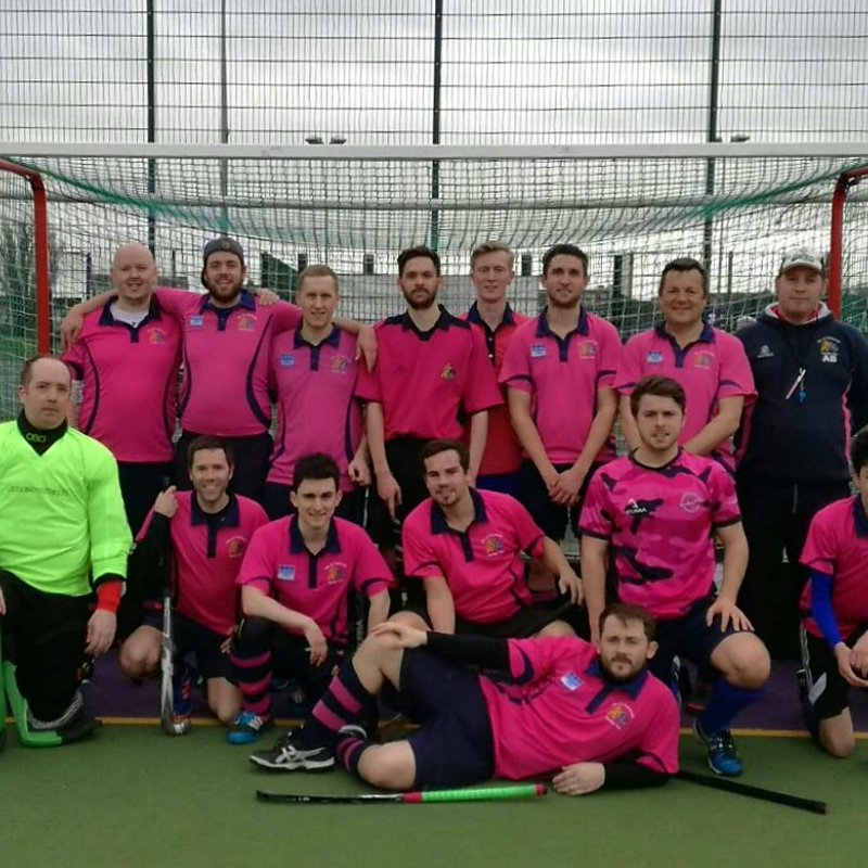 Mens 2nd Team beat Portsmouth & Southsea 2 - 3