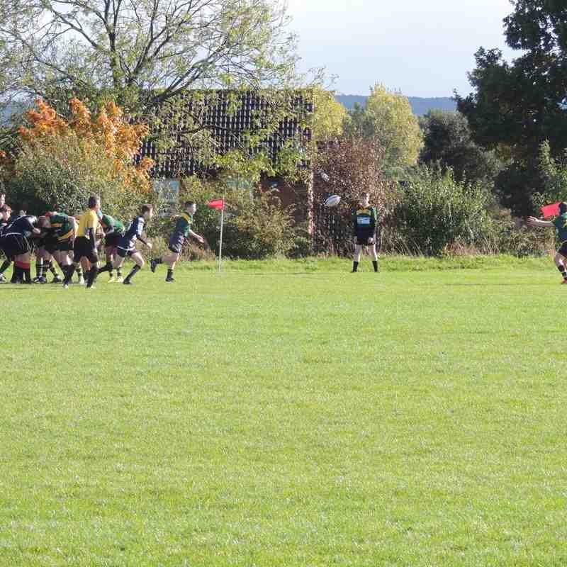U15's vs Milton Keynes Away