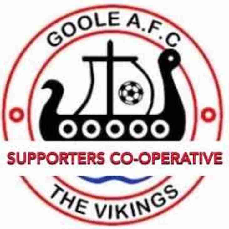 Goole AFC Supporter's Co-op