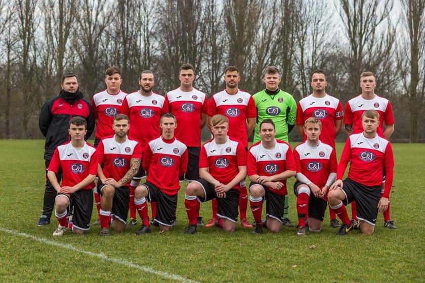 Riccall United 3 - 3 Bishopthorpe United
