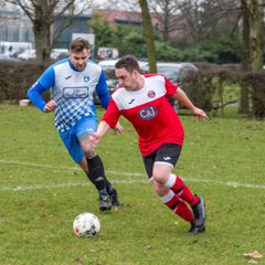 1st Team Away Vs Heworth