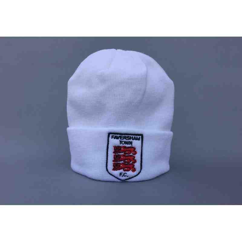 Beanie Hat (White)