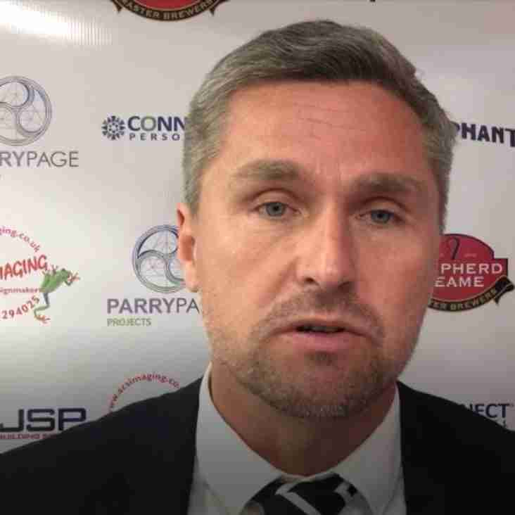 "FTFC TV - RAY: BOURNE RED CARD ""FRUSTRATING"""