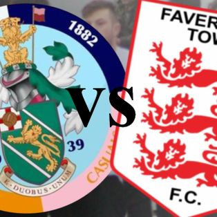 94TH MINUTE PENALTY SINKS TOWN
