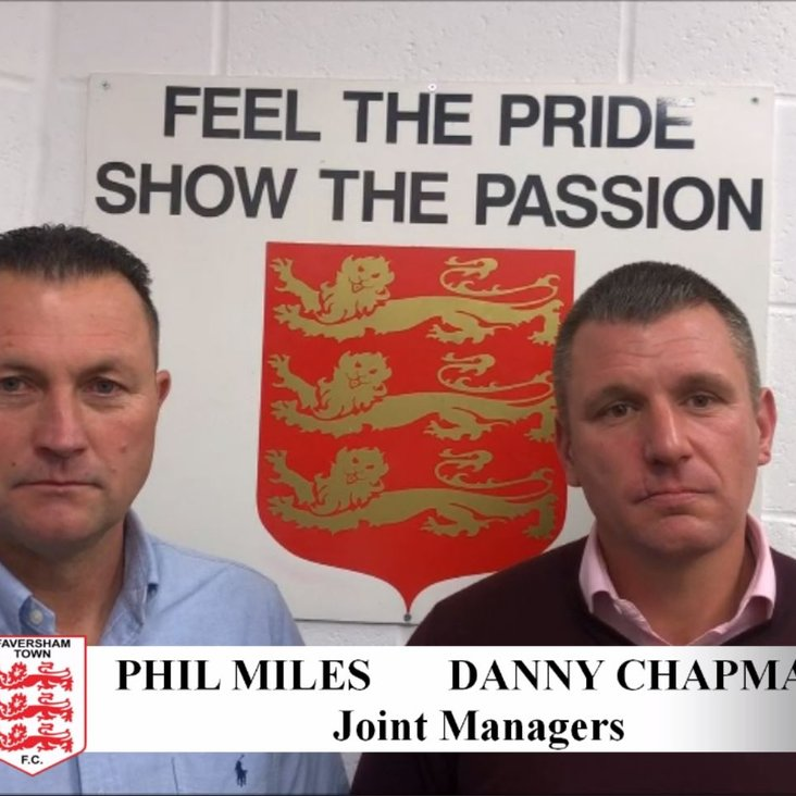 FIRST FTFC TV INTERVIEW WITH NEW MANAGERS<