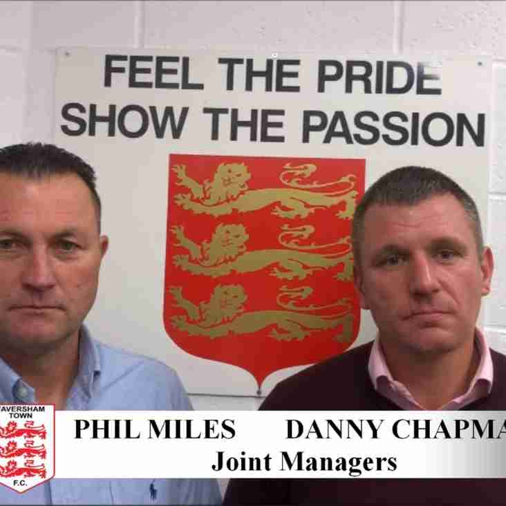 FIRST FTFC TV INTERVIEW WITH NEW MANAGERS