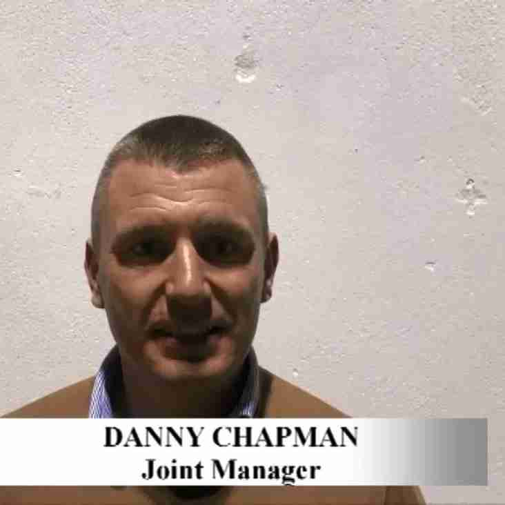 """FTFC TV: DANNY - """"IT WAS A BAPTISM OF FIRE."""""""