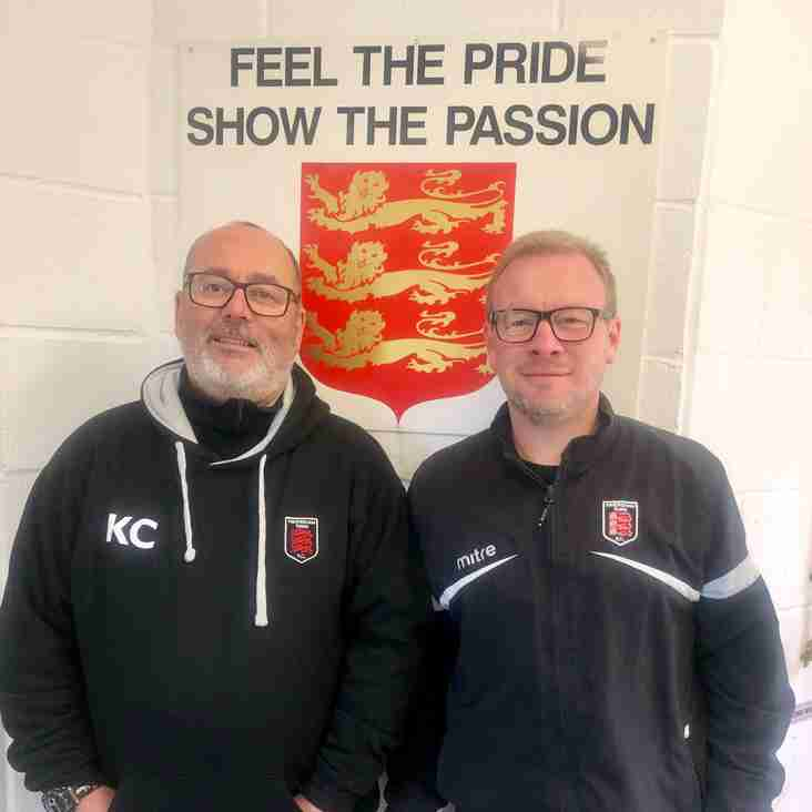 GATES AND CHILVERS TAKE REINS AT UNDER 23s