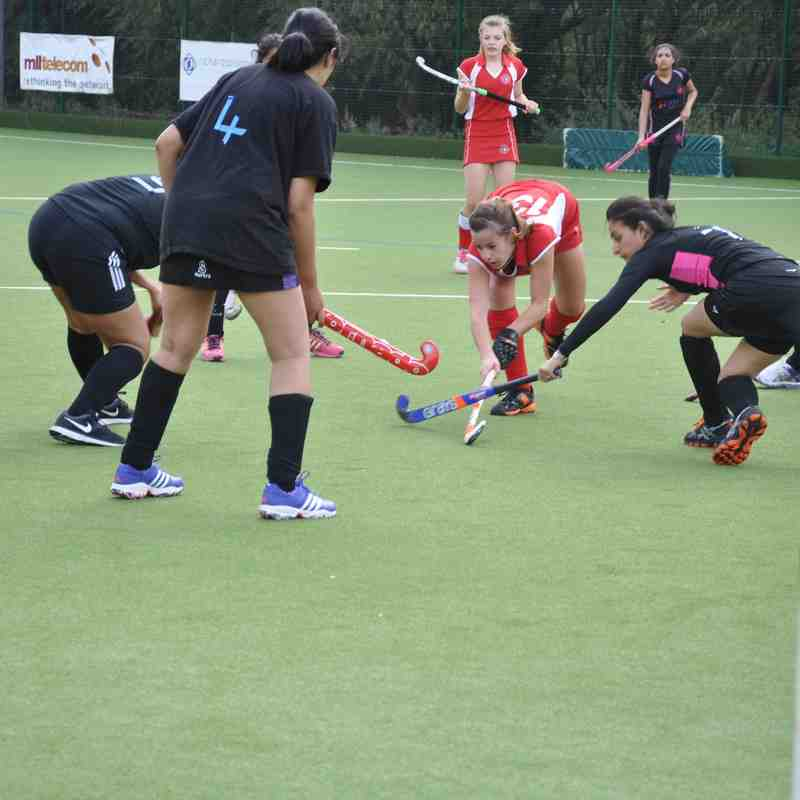 Ladies 2s v Slough Oct 3rd 2015